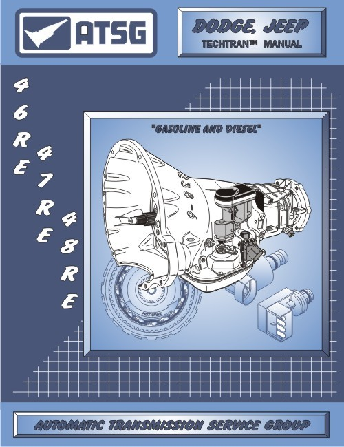 Repair Manual  46re  47re  48re  96
