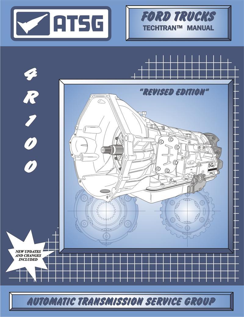 ford 4r100 transmission rebuild kit