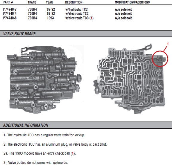 ValveBody700R4GMCPremiumNonPWM9394.1 28 [ 700r4 online manual 36244 ] 4l65e manual autos post 700r4 breakdown and diagrams at crackthecode.co
