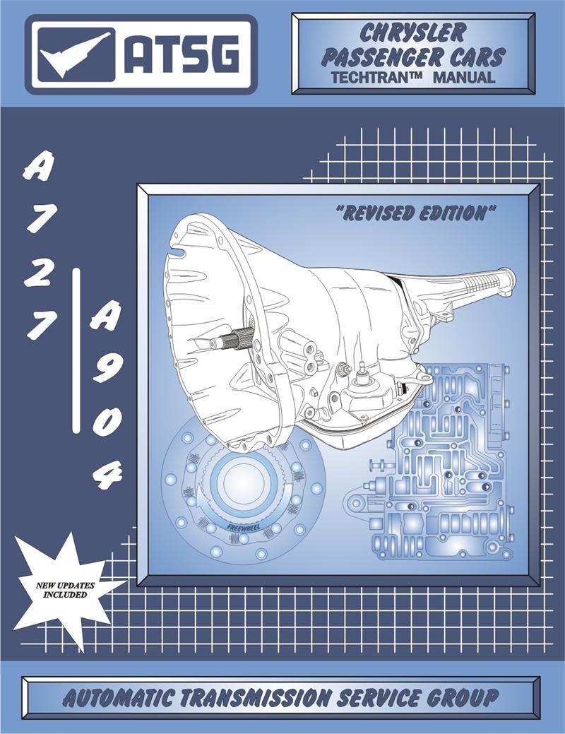 Chrysler A727/904 Transmission Rebuild Manual