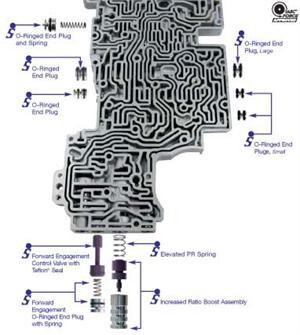 tat auto transmission repair online parts store rh transmissiontechnologies com 4R55E Re Seal Kit 4R55E Diagram