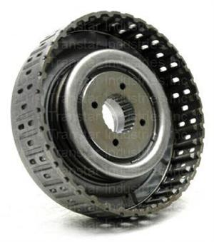 "Drum, F4A-EL, Mazda, 3-4 Clutch (.130"" Steels) (Smooth or Ribbed Design) 90-Up"