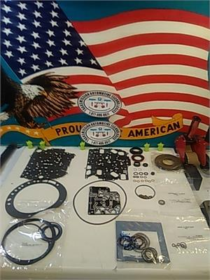 Master Rebuild Kit Less Steels, 62Te 07-up no pan gasket