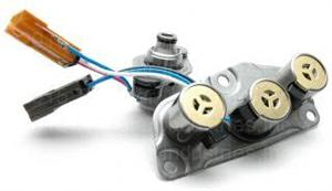 Solenoid Assembly, RE4R01A, Nissan, L88-Up