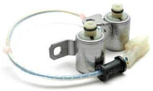 Solenoid,F4A-EL, Mazda, 2-3 & 3-4 Shift (2 Solenoids Wired Together) (Exc. 99-Up Kia) 90-Up