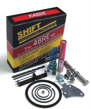 Shift Correction Package 48RE Kit fro Chrysler
