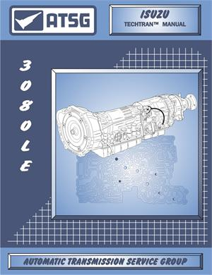AW30-80LE Transmission Rebuild Manual