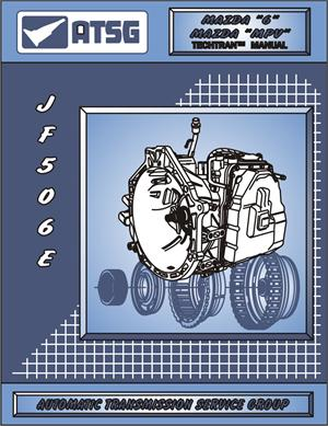 JATCO JF506E Transmission Rebuild Manual