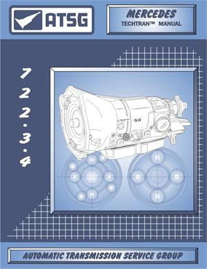 722.3 transmission rebuild kit