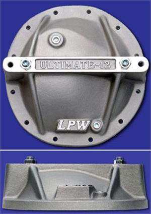 Ultimate Support Covers - GM 12 Bolt (1964-1982)
