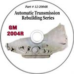 GM 200-4R Transmission Rebuild DVD