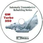 GM 350 Transmission Rebuild DVD