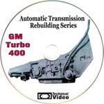 GM 400 Transmission Rebuild DVD