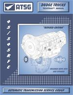 Chrysler 45/545RFE Transmission Rebuild Manual