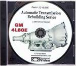 GM 4L60E (1993-2005) Transmission Rebuild DVD