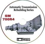 GM 700R4 (1982-1992) Transmission Rebuild DVD