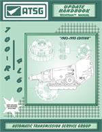 GM 700R4 Transmission Rebuild Manual - Update Handbook