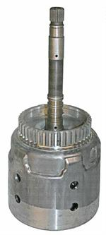 Input Drum & Shaft no Pilot (245mm, 27 Spl. TC) (No Reluctor) 87-Up 700R4, 4L60E-65E