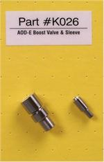 AOD-E / 4R70W Boost Valve and Sleeve
