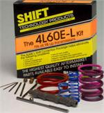 Shift Correction Package 4L60E-Late Kit for GM