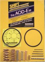 Shift Correction Package AODE Kit for Ford