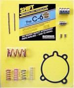 Shift Correction Package C-6 with Valve Kit for Ford