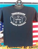TAT Logo Tee, Men's Short Sleeve, M-3XL