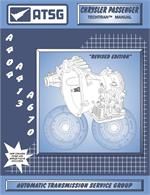 Chrysler A404/670 Transmission Rebuild Manual