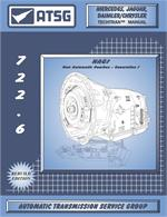 Mercedes 722.6 / NAG 1 Transmission Rebuild Manual