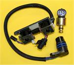 42RE/46RE/47RE Governor Sensor Plus Lock-up and OD Solenoids, 1996-1999