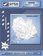 Toyota A140 Transmission Rebuild Manual