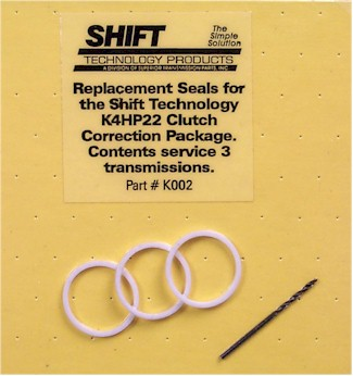 4HP22 Replacement Seals