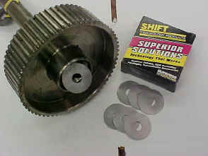 Shim Kit, A500, A618, 48RE, Dodge, Chrysler, End Play