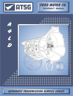 A4ld Rebuild manual online