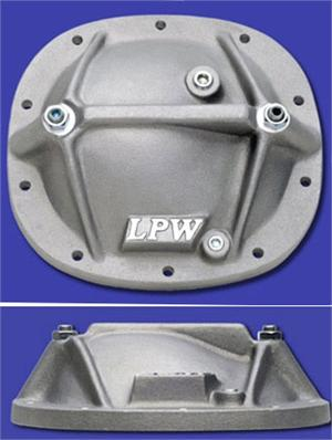 Extra Low Profile Ultra-Pro Support Covers - Ford 10 Bolt (1979-Present)