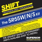 Shift Correction Package, 5R55N 99-02, 5R55W/S 02-08 (99-08)