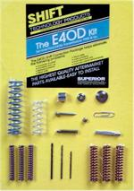 Shift Correction Package E40D / 4R100 Kit for Ford