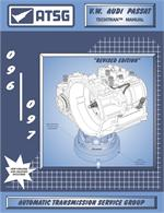 VW Audi 096-097 Transmission Rebuild Manual